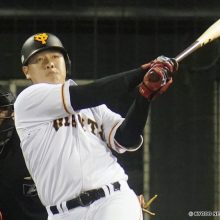 """巨人OB・川相さんが期待を寄せる、令和の""""ミスターTOKYO""""候補"""