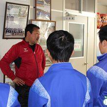 松島中学猿橋先生に聞いた「部活動」の意義と指導方法