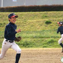 【座間ボーイズ】Bチームの子ども達が笑顔でノックを受ける理由