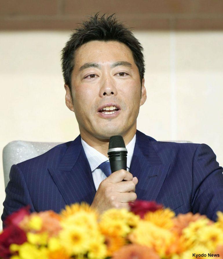 巨人・上原浩治が涙の引退会見「3カ月が勝負だと決めていた ...