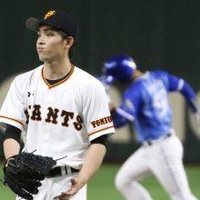 江本氏、4回3失点の巨人・高橋は「抜ける球が多かった」