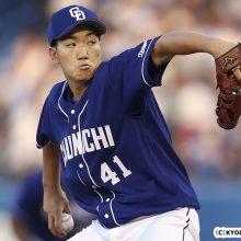 勝野昌慶、清水達也……若返りを図る中日先発陣への期待