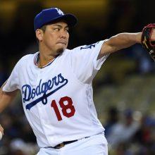 MLBで輝く日本人選手、ドジャースの前田健太にもっと注目を!