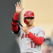 大谷翔平、3試合連続マルチ安打&打点 今季初の3安打で打率.321へ上昇
