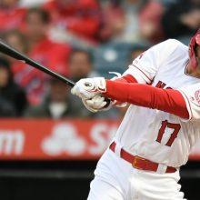 大谷翔平、4打数1安打で9試合連続出塁 エンゼルスは3連敗で借金4