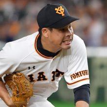 巨人・高木京介投手 松井秀喜からの厳しくも温かいエール