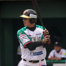 西岡剛が今季もBC栃木でプレー「ドキドキしてる」