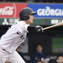 西武・金子侑にかかる「34年ぶり70盗塁」の期待