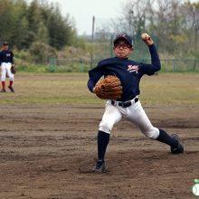 【座間ボーイズ】練習中も球数制限、常に故障に気をつける投手指導