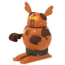 【ロッテ】ウサギ型ロボの詳細が判明!最重量機でがま口財布から変身