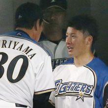日本ハム吉田輝、白星デビュー! 5回1失点「3回以降リズムよく投げられた」