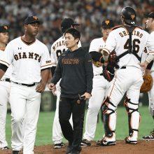 野村弘樹氏、逆転負けの巨人に「6回が全て」