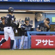 オリックス交流戦2位&4連勝締め! 阪神から加入の竹安が移籍後初勝利