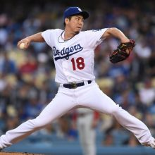 前田健太、4連勝&7勝目の権利持ち降板 3回まで完璧、6回2失点の好投