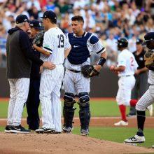 田中将大、米最短2/3回6失点KO MLB欧州初開催試合はヤ軍が17-13で勝利