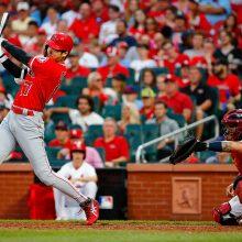 大谷が代打で今季初安打、いずれは代打本塁打記録の更新も?