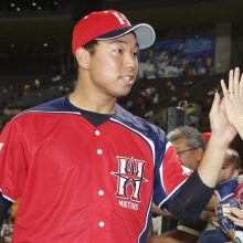 日本ハム宇佐見「勝ててよかった」 移籍後3戦目でプロ初の猛打賞