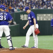 山崎武司氏、敗れた中日に「連敗したのは痛い」
