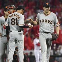 巨人・菅野の投球に横山氏「良い回もあれば…」