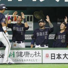 オリックス後半戦初の連勝! 元中日のモヤ&松井佑が大活躍、山本5勝目