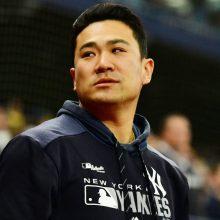 田中将大がメジャー球宴初登板へ 指揮官が2番手起用明言、両軍スタメン決定