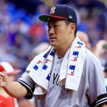 田中将大が球宴メンバーに代替選出 日本人ではダル以来2年ぶりの選出