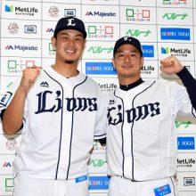 【オールスター】西武の高橋光と平井が監督選抜で球宴初選出