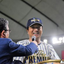 夢の対決が目白押し!サントリー ドリームマッチ参戦の高橋由伸がMVP受賞「久々に野球が楽しかった(笑)」