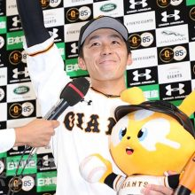 巨人のニューヒーロー・増田大輝は元トビ職の苦労人