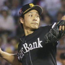 ソフトバンク・武田が右ヒジ手術で復帰まで約4カ月