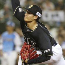 里崎氏、オリ・張奕の姿勢を評価「打たれても…」