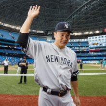 田中将大、9回途中3安打無失点で8勝目 ヤンキースは1-0で勝利