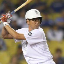 前田健太がヤンキース戦に代打で出場 打率.262も空振り三振、ド軍大敗