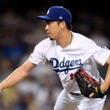 前田健太、7回3安打無失点で8勝目 打席でも鮮やかスクイズ!投打で大活躍