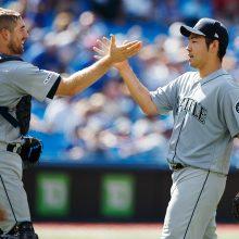 菊池雄星が9回96球でメジャー初完封勝利