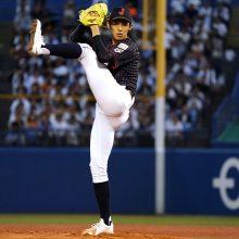 大学日本代表の生田監督も佐々木に驚愕「度肝を抜かされた」