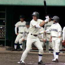 101回目の夏を彩る注目選手たち:天井一輝(広島商)