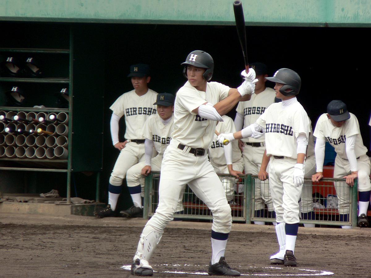 BASEBALL KING | 日本の野球を盛り上げる!101回目の夏を彩る注目選手たち:天井一輝(広島商)