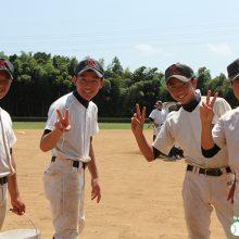 料理とゴルフで野球が上達?! 子どもの成長を促す香取シニアの柔軟な発想