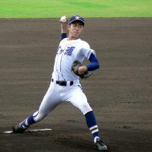 101回目の夏を彩る注目選手たち:鈴木寛人(霞ケ浦)