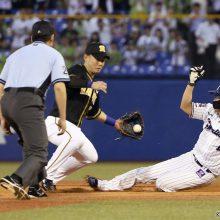 今季は「1番」で固定?成功率100%の盗塁王を目指す山田哲人