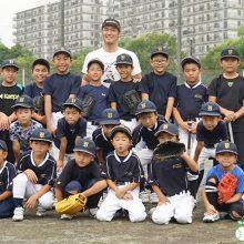 入部希望が後を絶たない少年野球チーム「横浜金沢V・ルークス」は何が違う?