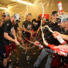 ツインズが9年ぶりの地区優勝! 本塁打攻勢でインディアンスの4連覇阻む