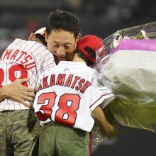 どうか謝らないで…広島・赤松真人が見せた雄姿に「ありがとう」