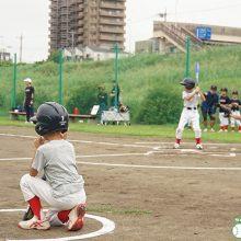 紅白戦から垣間見える、話題の少年野球チームに子どもが集まる理由