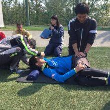 日本初の怪我予測診断テスト「インストラクター養成講座」を開催