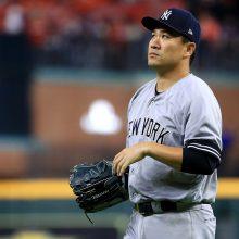 大舞台で強さ発揮!田中将大が6回1安打無失点の快投 ヤンキース5点リードで終盤へ