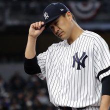 ヤンキース、3連敗で崖っぷち…田中は6回途中まで力投も痛恨の被弾