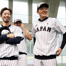 日本シリーズは終わっても野球は続く!新生・稲葉ジャパンが初実戦に挑む
