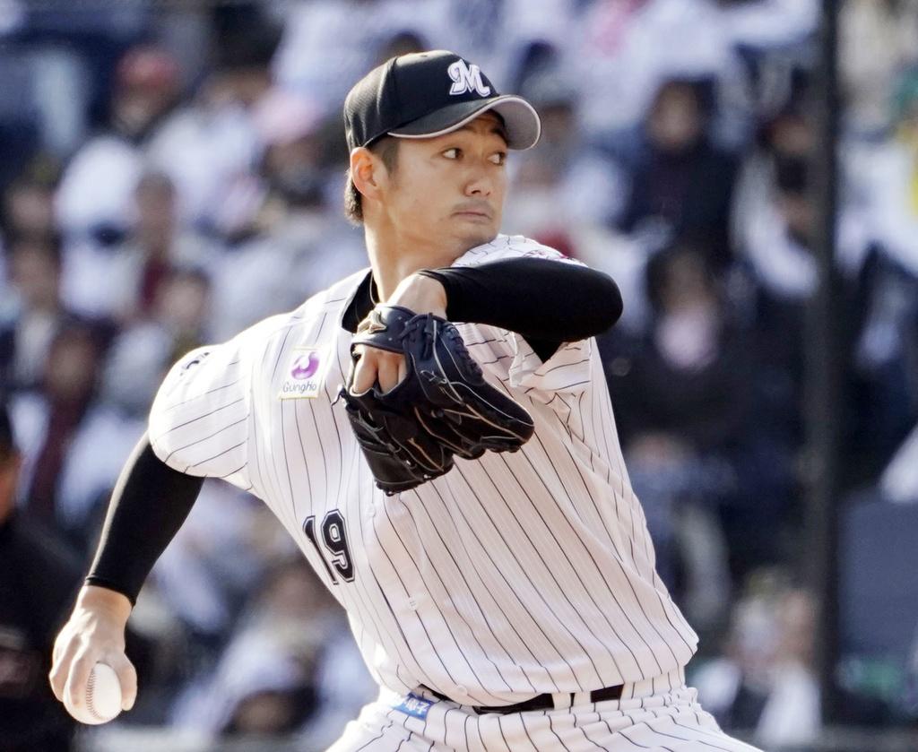 BASEBALL KING | 日本の野球を盛り上げる!ロッテ・唐川、開幕は勝ちパターンを任されるも…「悔しいシーズン」